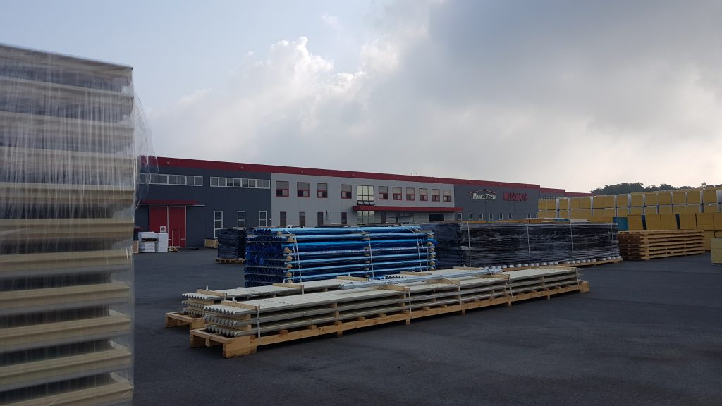 PIR SANDWICH PANELS manufacturer